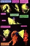 Liz Moran Works & Ponders Pregnancy with Miracleman's Child (Alan Moore & Alan Davis, Miracleman #3, Nov. 1985, Eclipse Comics)