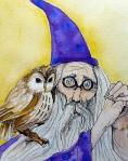 Merlyn & Archimedes (Trevor Stubley)