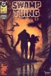 Alan Moore & Stephen Bissette's Swamp Thing #64 (John Totleben Cover)