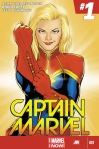 Newest Iteration of Captain Marvel (by Kelly Sue DeConnick, Marvel Comics)