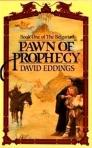"Polgara & Garion, from David Eddings, ""Pawn of Prophecy"""
