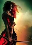 "Multiple 21st C. Fantasies: ""Romance"" (Kristin Cashore's Graceling Series)"