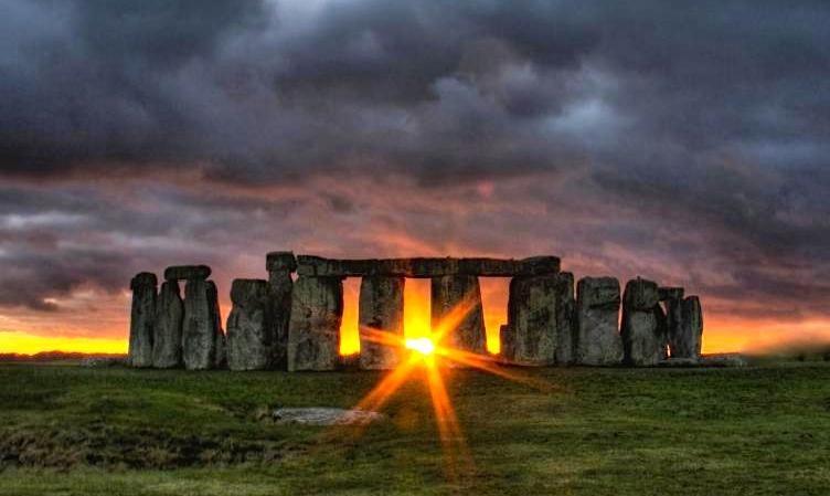 Stonehenge epic fantasy | A. J. Carlisle