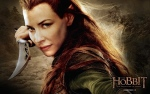 21st Century Epic Fantasy Women: Rebooted (or Invented) from 20th Century Origins: Tauriel (Evangeline Lilly, The Hobbit: The Desolation of Smaug, 2013)
