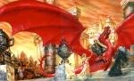 Terry Goodkind, Wizard's First Rule (art by Doug Beekman)