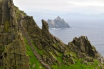 The Stairs of Skellig Michael, Ireland (6th Century Monastery)