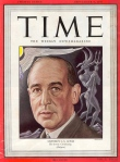 C.S. Lewis (1898-1963; TIME cover, 1947)