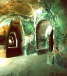 "Inspiration from Medieval Language & Literature: ""Cave of the Sibyl,"" Ovid's Metamorphoses, pic by Corbis)"