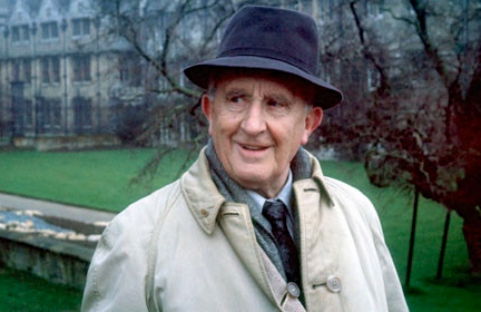 Rawlinson & Bosworth Professor of Anglo-Saxon and Creator of Middle-Earth: J.R.R. Tolkien (1892-1973)