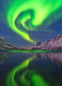 Land of the Vikings (Lofoten Islands, Norway; pic by Babak Tafreshi)