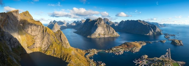 Land of the Vikings (Lofoten Islands, Norway; pic by Cody Duncan)