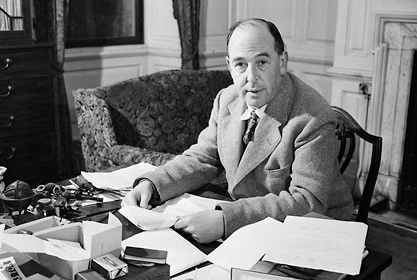 Chair of Medieval & Renaissance Literature (Cambridge) & Creator of Narnia: C.S. Lewis (1898-1963)