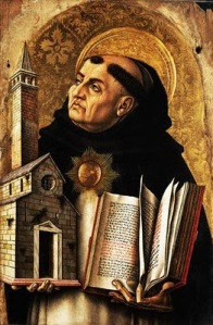 Inspiration of Medieval Language & Literature: St. Thomas Aquinas & Scholastic Thought