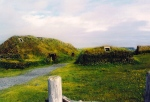 Viking Village (Sod Huts at L'Anse aux Meadow, Newfoundland)