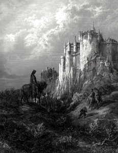 "Alfred Tennyson, ""Idylls of the King"" (Gustave Dore)"