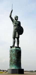 Medieval Language & Literature: Brythnoth Statue, Maldon