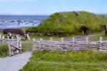 Viking Settlement, L'Anse aux Meadows (Newfoundland, Canada)