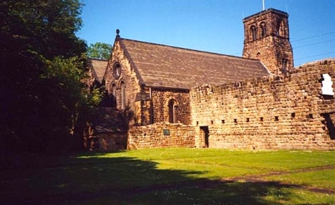"Inspiration of Medieval Language & Literature: The Venerable Bede, ""The Ecclesiastical History of the English People"" (c. 731 A.D., St. Paul's Monastery, Jarrow)"