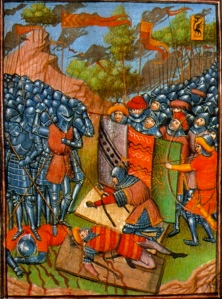 "Inspiration of Medieval Language & Literature: The Chansons de Geste (""Raoul of Cambrai"")"