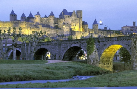 Inspiration of Medieval Language & Literature: World of the Chansons de Geste (Carcassonne, France)