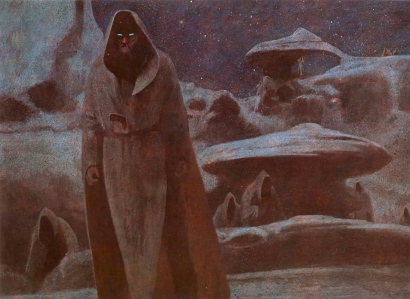 "Frank Herbert's ""Dune"" (""Stilgar and His Men,"" by John Schoenherr)"