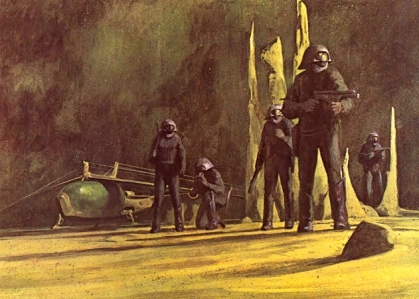"Frank Herbert's ""Dune"" (""The Sardaukar Warriors,"" by John Schoenherr)"