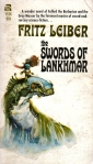 "Fritz Leiber, ""The Swords of Lankhmar"" (art by Jeffery Catherine Jones)"