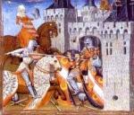 Inspiration of Medieval Language & Literature: The Chansons de Geste (Cantar de Mio Cid, c. 1260)