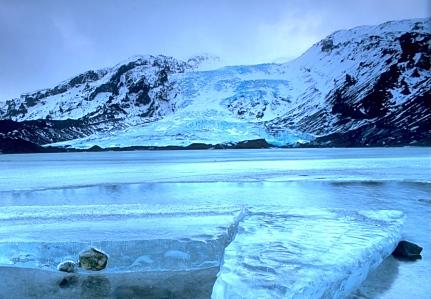 The Norse Niflheim-  Eyjafjallajökull, Iceland