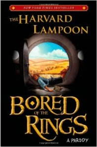 """Bored by the Rings: A Parody,"" Harvard Lampoon"