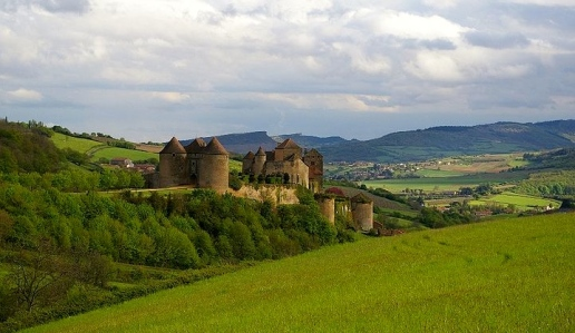 Inspiration of Medieval Language & Literature: Chansons de Geste (Berzé Castle, Bourgogne, France)