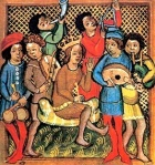 Troubadours  (14th c.)