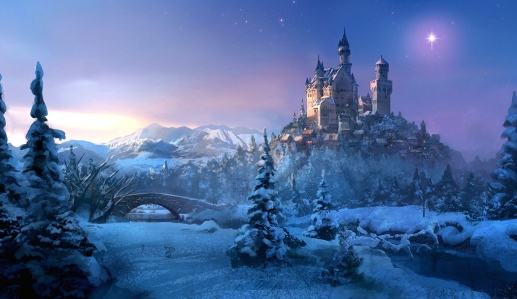 Fantasy Landscape (Joachim Barrum, Norway)