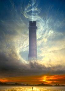 Stephen King, The Dark Tower (art by Michael Whelan)