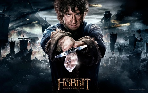The Hobbit: The Battle of the Five Armies (Warner Bros. & New Line Cinema, 2014)