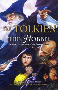 "J.R.R. Tolkien, ""The Hobbit: Ch. 13, Not at Home"" 1 (Graphic Novel adaptation by Chuck Dixon, illus. by David Wenzel)"