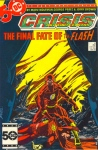 """""""Death of Barry Allen as Flash"""" in 1985's """"Crisis on Infinite Earths"""""""