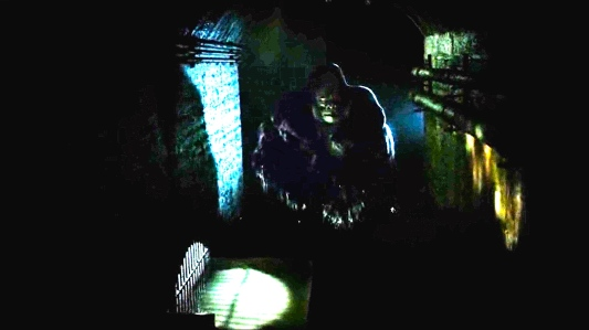 """Gorilla Grodd appears in Epilogue of """"Crazy for You"""" (Episode 12) of """"The Flash,"""""""