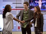 """Malese Jow's """"Linda Park"""" as rival to Candice Patton's """"Iris West"""" on """"The Flash"""""""