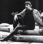 Leonard Nimoy as King Arthur (in play based on T.H. White's