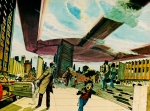 Utopia becomes dystopia: Arthur C. Clarke's